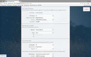 administration paramètres proxy pour la PULSE BOX